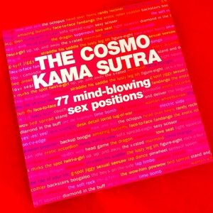 THE COSMO KAMA SUTRA GIFT BOOK 77 SEX POSITIONS
